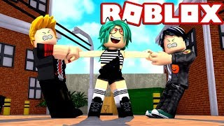 FIGHTING FOR LOVE à ROBLOX 😱