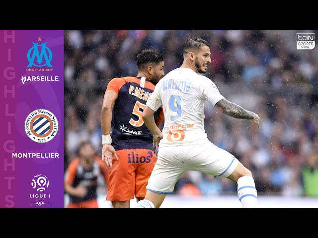Marseille 1 - 1 Montpellier - HIGHLIGHTS & GOALS - 9/21/19
