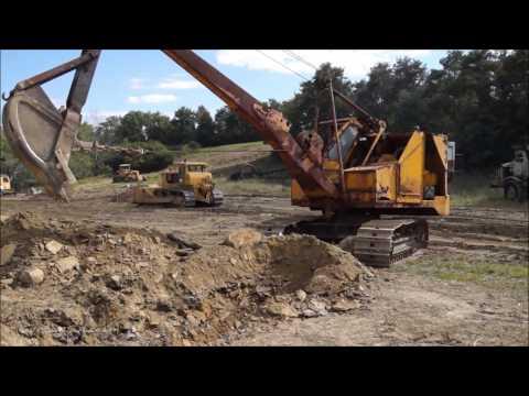 Insley Pipeliner + D9 vs Silver Spade's rockpile