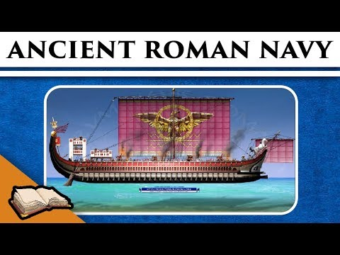 Ancient Roman Navy - Seafaring Traditions Of Republic And Empire
