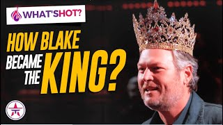 How Did Blake Shelton Become KING of The Voice? The FULL Story!