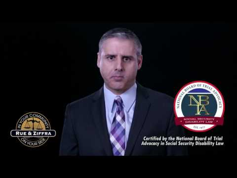 Palm Coast SSD Expert Attorney - Rue & Ziffra - Luis Gracia