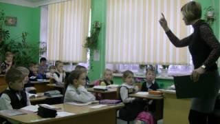 "Фрагмент урока литературного чтения по произведению М. Пришвина ""Ребята и утята"""