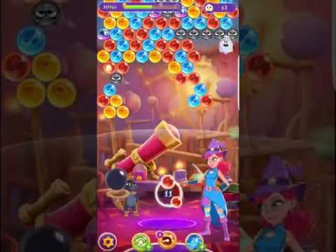 Bubble Witch 3 Saga Level 346 ~ No Boosters ⭐️⭐️