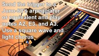Synthmania quick tip #11 - The Mr. Fingers