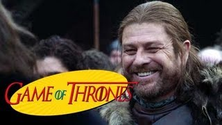 Game of Thrones as a Seinfeld Sitcom - Episode #1