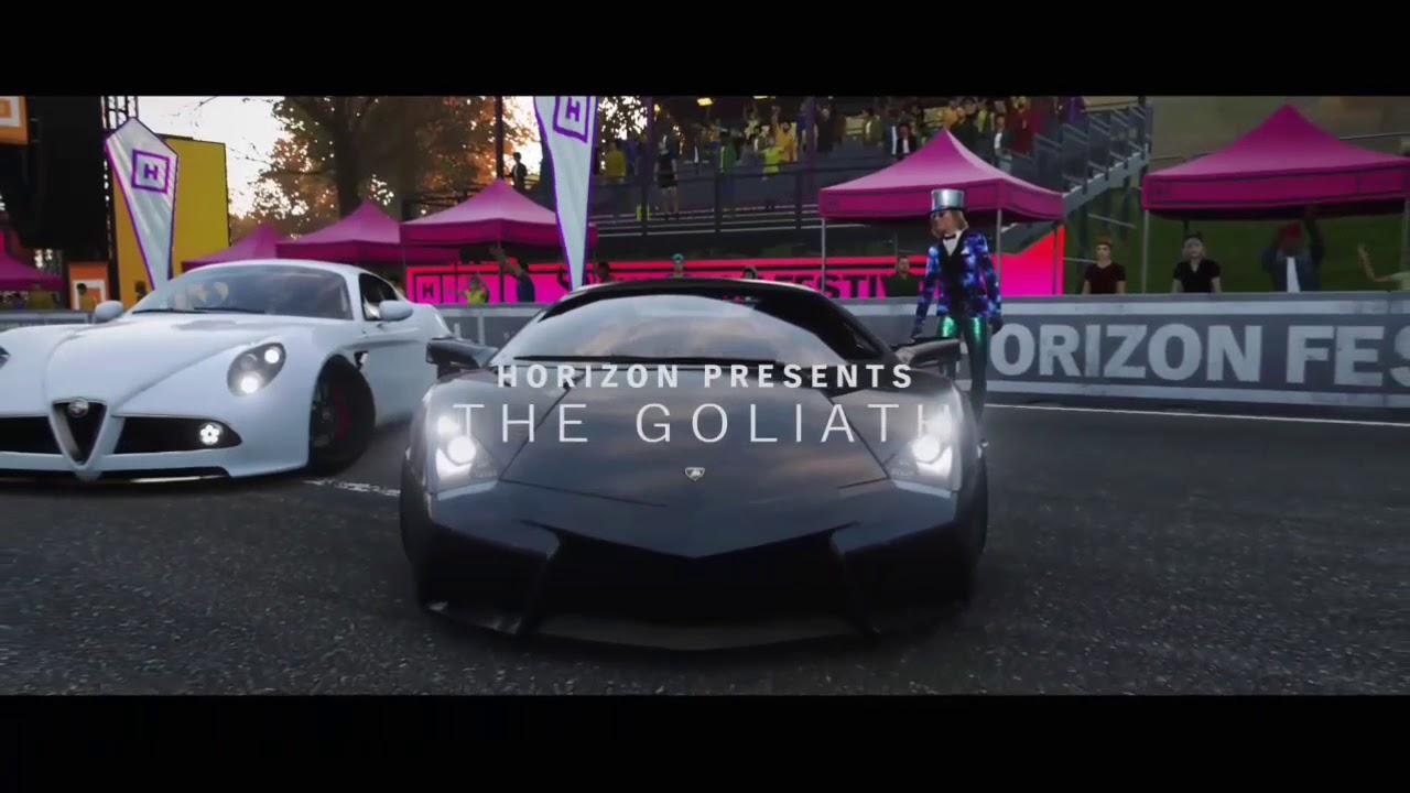 Forza Horizon 4 Goliath money glitch