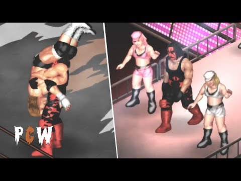 TRIPLE H VS STING REMATCH!! PCW Destino! | Fire Pro Wrestling World