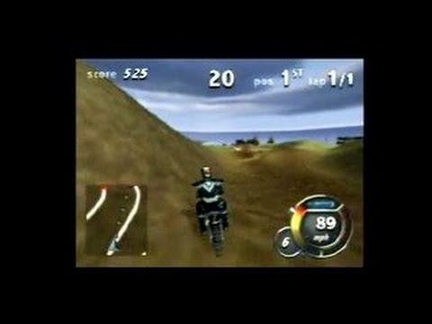Top Gear Hyperbike Nintendo 64 Gameplay_2000_01_28