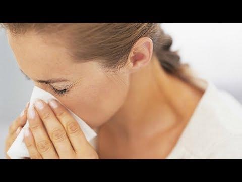 Новый революционный метод против аллергии на амброзию ( поллиноз). Я был удивлен. Аллергия уходит