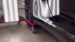 포르쉐 911 카레라 4s  뒷휀더 덴트 완벽한가요?수…