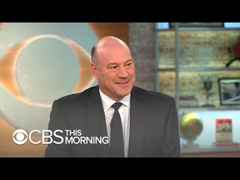 "Gary Cohn on ""strong"" U.S. economy, and why you ""never"" want a government shutdown"