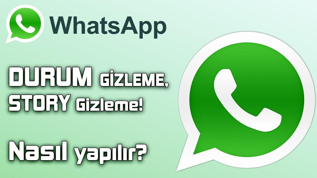 whatsapp durum takip