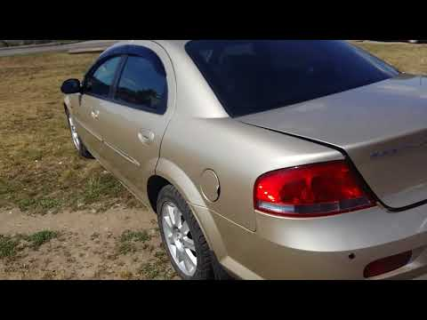 Chrysler Sebring 2006 обзор