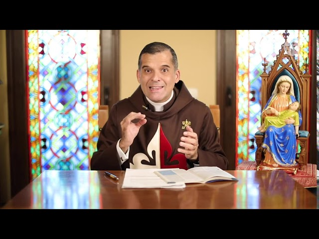 When the boat is battered it is the moment when Jesus appears-Fr. Alex Brito, EP
