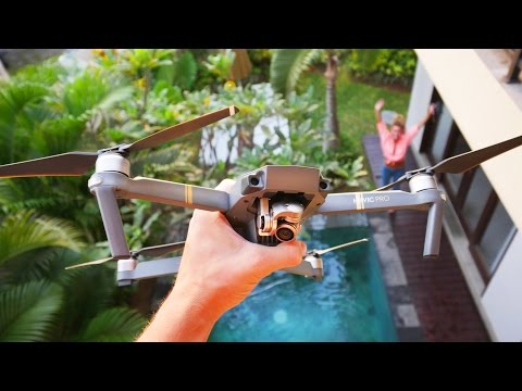MY DJI MAVIC - FLYING IN BALI