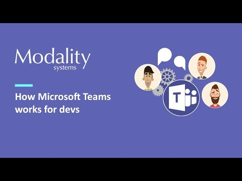 How Microsoft Teams works for devs