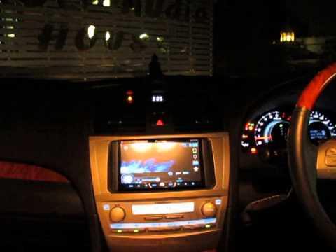 ฟังเพลงแจ๊สเพลินๆในรถToyota Camry กับชุดเครื่องเสียง by Hidef Audio
