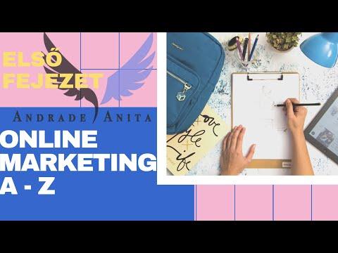 Online marketing stratégia az alapoktól! Bevezetés az online marketing birodalmába by Andrade Anita!