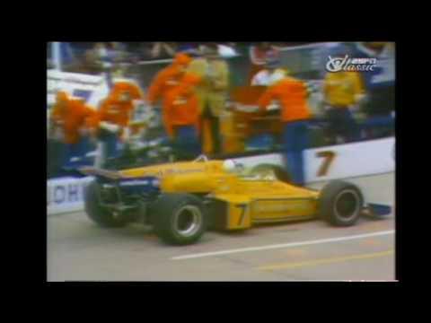 1973 Indianapolis 500 - Radio Broadcast Call