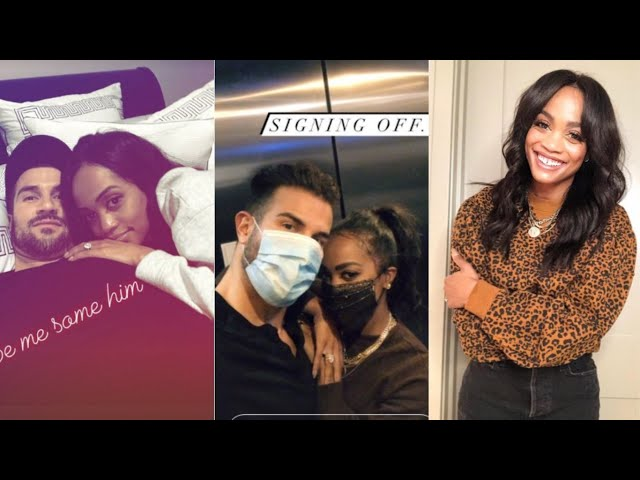 The Bachelorette\: Rachel Lindsay and Bryan Abasolo Are Making a Big Change in Long-Distance Marriage