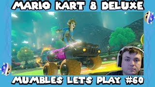 Racing with Link! - Mario Kart 8 Deluxe Gameplay 200cc - Mumbles Let