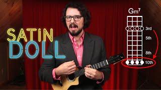 Satin Doll - Ukulele Jazz Tutorial