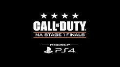4/1 North America Stage 1 Relegation Live Stream - Official Call of Duty® World League