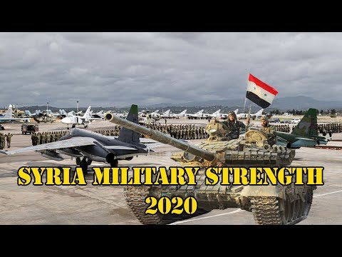 Syria Military Strength 2020