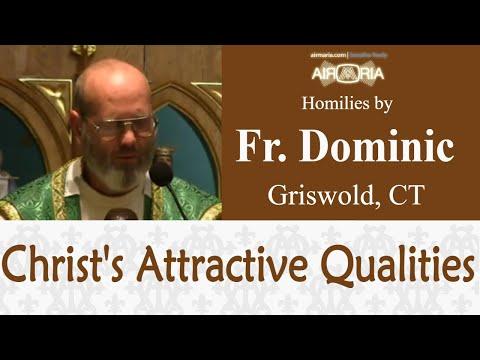 Christ's Traits - Jan 17 - Homily - Fr Dominic