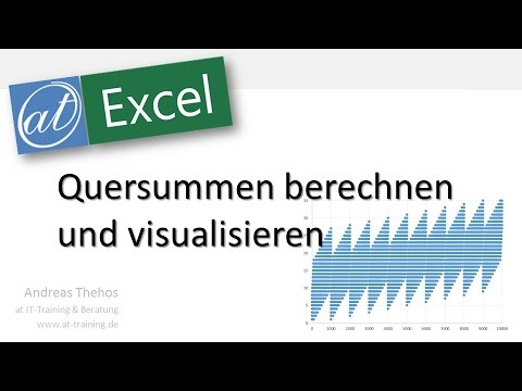 Quersumme Excel