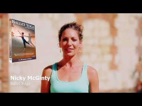 Nicky McGinty - Ballet Yoga