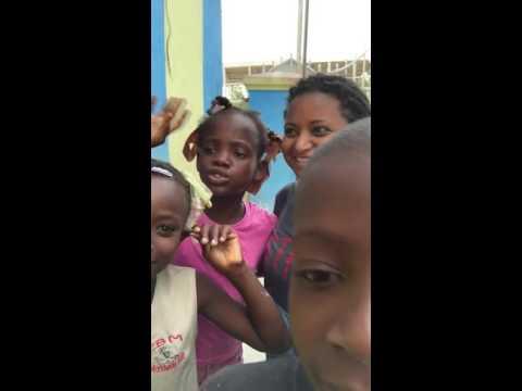 Hello, From Haiti!