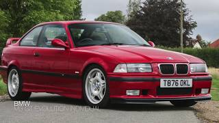 1999 BMW E36 M3 GT Evolution Individual offered in CCA's September Sale 2018