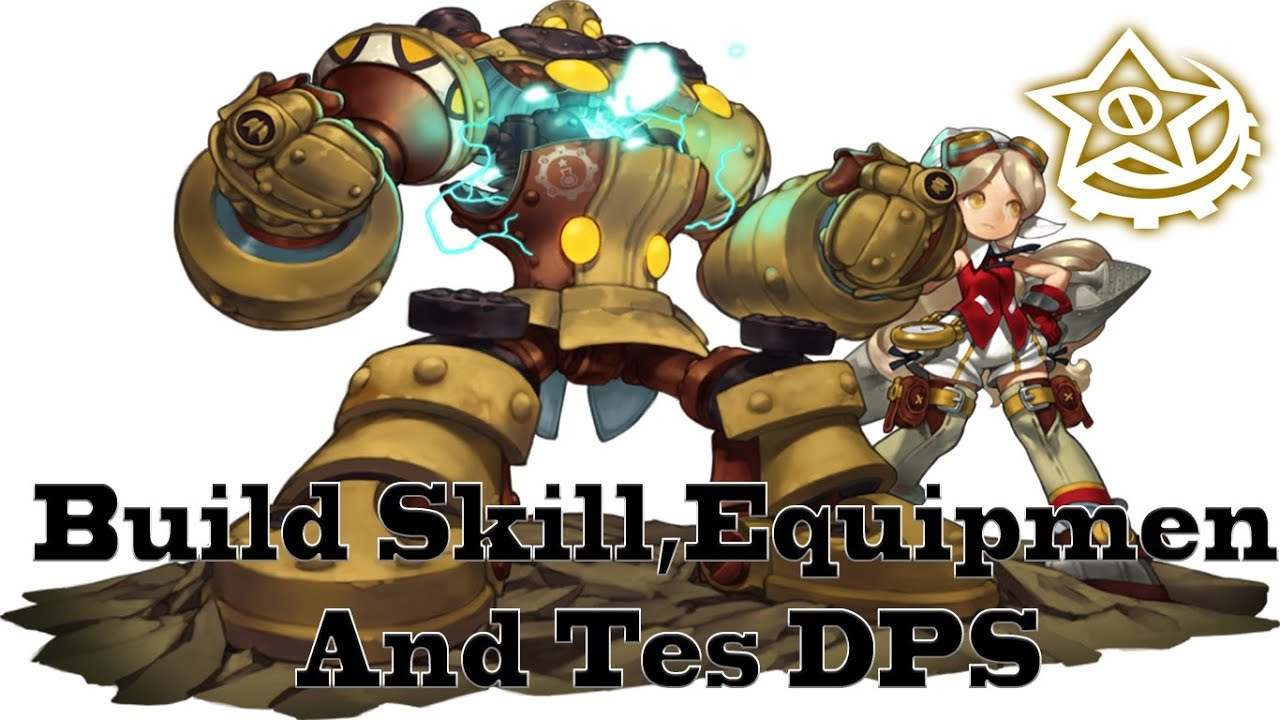 Shooting Star Build Skill PVE , Equipmen And Tes DPS - Dragon Nest INA