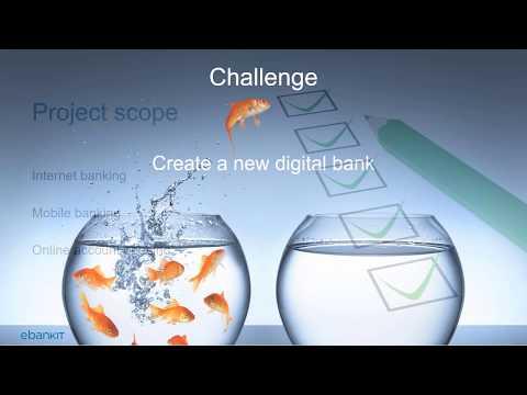ebankit  - webinar digital banking in just three months
