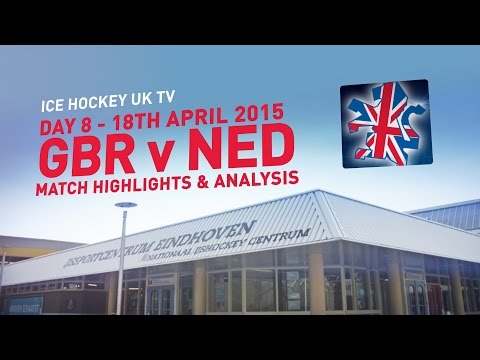 Team GB in Eindhoven - Day 08 - Game 04 - Great Britain v Netherlands - Highlights