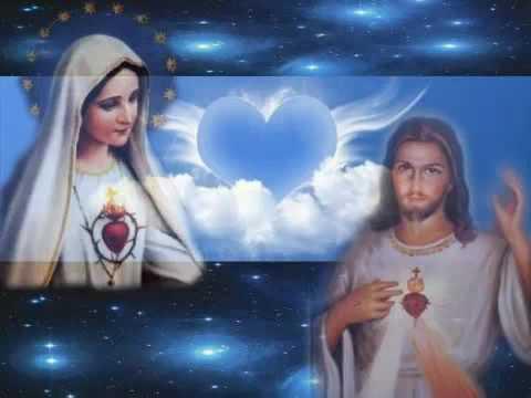 Kiedyś o Jezu chodził po świecie Twemu Sercu cześć składamy.