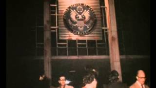 Greece: Invasion of the US Embassy by antifascist protesters in Athens [1975]