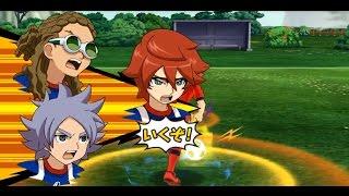 ☠ Inazuma Eleven GO Strikers 2013 ☠ # 01° REVANCHE DO DUELO DOS INSCRITOS