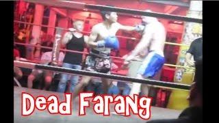 David vs Goliath - Small Thai vs Big Russian in Pattaya