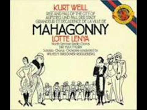 Kurt Weill - Mahagonny Part 06.wmv
