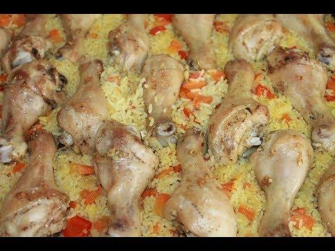как приготовить курицу в духовке с овощами вкусно
