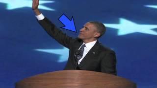 Mitt Romney and Barack Obama's many smiles