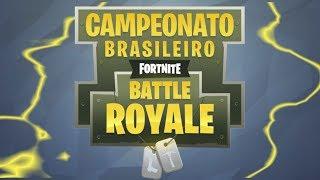 is there FORTNITE COMPETITIVE in Brazil? CAMPEONATO BRASILEIRO DE FORTNITE BATTLE ROYALE