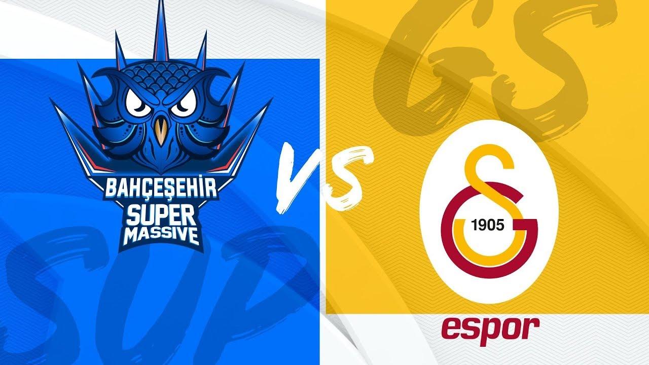 Bahçeşehir SuperMassive  ( SUP )  vs Galatasaray Espor  ( GS ) | 2019 Kış Mevsimi 9. Hafta