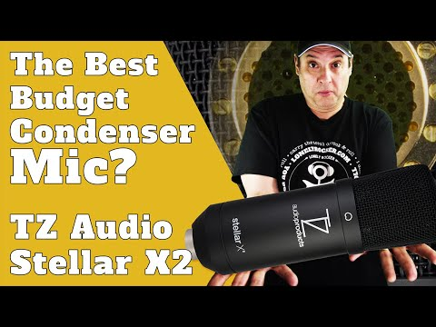TZ Audio Stellar X2 | The Most Original Mic Review