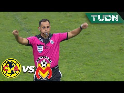 ¡El VAR anula el gol a las Águilas! | América 2 - 0 Morelia | Liga Mx - AP19 - Semifinal | TUDN