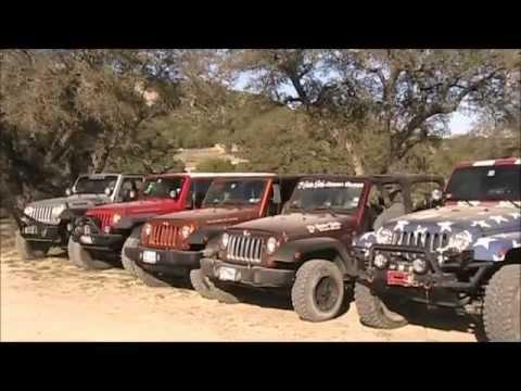 Jeep Wrangler Offroad At Hidden Falls Adventure Park In