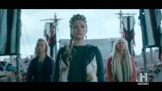 Новинка Викинги 5 Сезон Официальный трейлер   Vikings Season 5 Sneak Peek